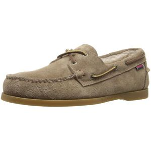 MOCASSIN Dockside shearling Chaussures bateau SK627 Taille-