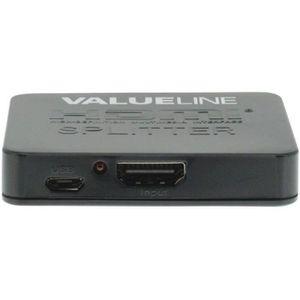 CÂBLE TV - VIDÉO - SON VALUELINE VLVSP3402 Répartiteur HDMI - 2 direction