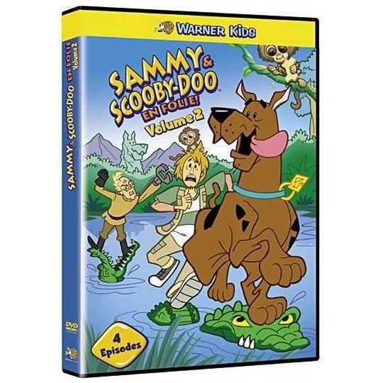 Dvd sammy et scooby doo en folie 2 en dvd dessin anim pas - Sammy scooby doo ...