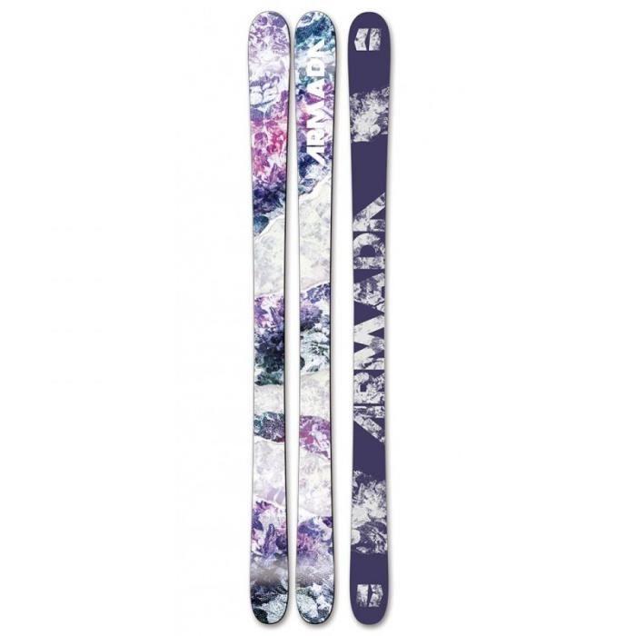 ARMADA Skis Cantika Noir et Bleu