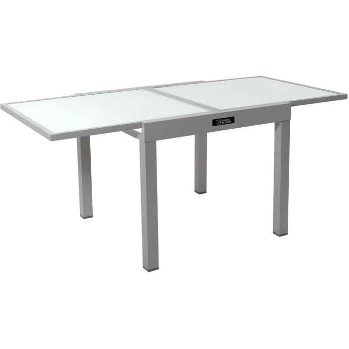 Table De Jardin Carre Extensible. Stunning Wonderful Table De Jardin ...