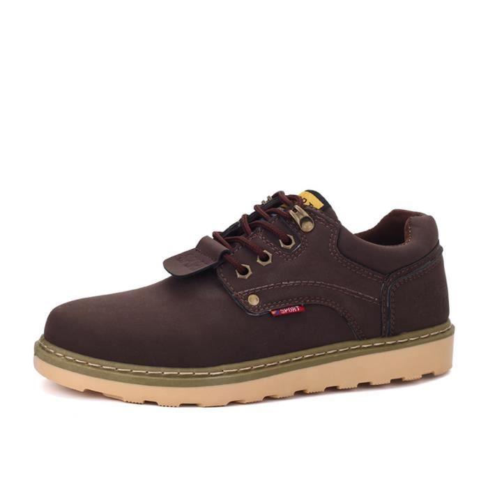 Sneakers Homme Beau Mode Sneaker Doux Léger Haut qualité Chaussure Plus De Couleur Extravagant Durable Plus Taille 39-44