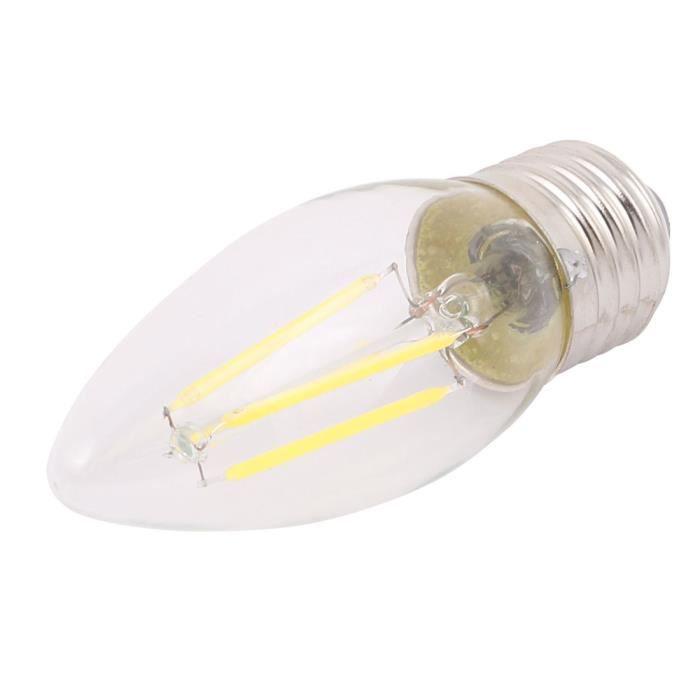 Ac 220v Map C35 Chandelier Lampe Chaud E27 Led Sourcing Blanc Ampoule 4w 3KTJlFc1
