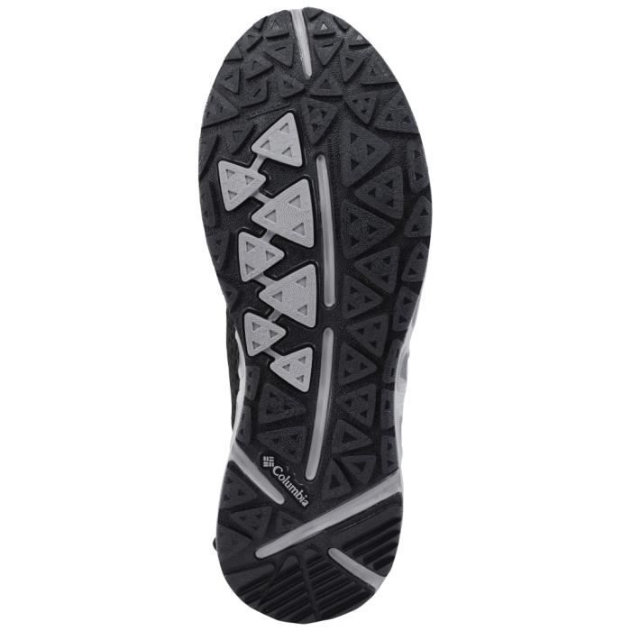 Columbia Drainmaker III - Chaussures sports nautiques Homme - gris/noir
