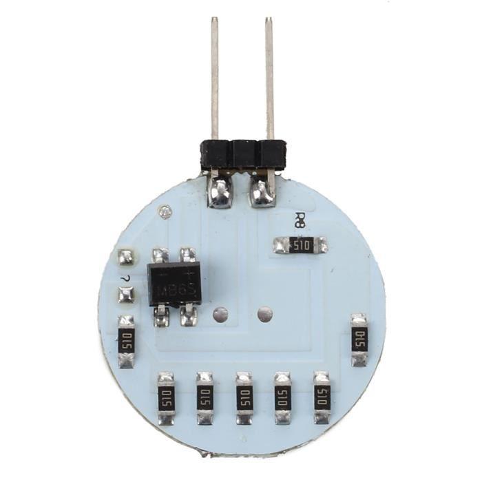 Spot Dc Lampe Ampoule Pure 12v Bulb 2w G4 24 Smd Led Blanc HxEXTwq