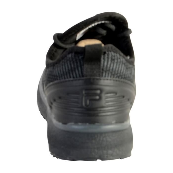 Basket Fila Control K Low WMN Black/Black 36 Noir