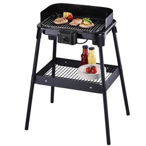 BARBECUE DE TABLE SEVERIN 2792 Barbecue sur pied 41x26 - 2500 W - No