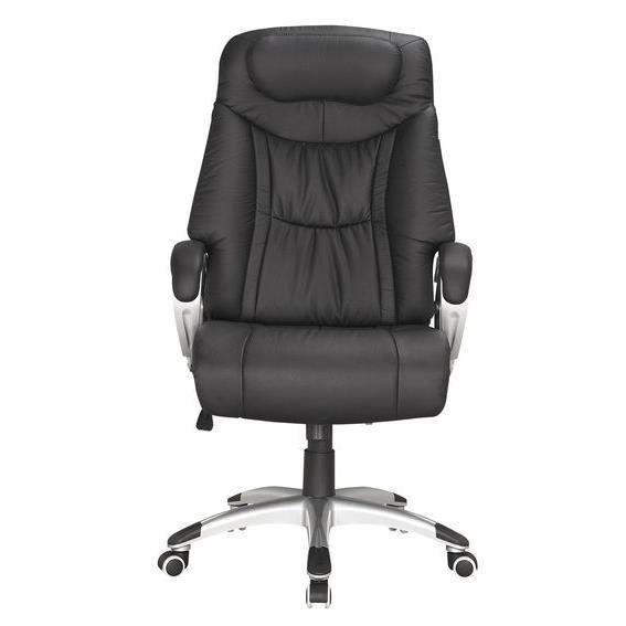 chaise de bureau noir hoze home. Black Bedroom Furniture Sets. Home Design Ideas