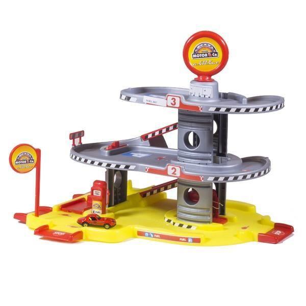Garage 3 niveaux achat vente jeux et jouets pas chers for Garage dallan les cheres