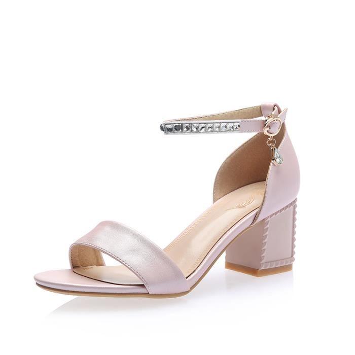 Sandales femmes chaussures à talon haut SIMPLE ...