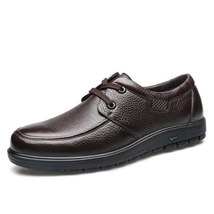 derby Homme style Casual à lacets EqJRtRYa