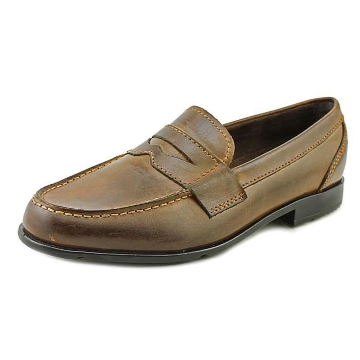 Rockport Classic Loafer Penny Cuir Mocassin