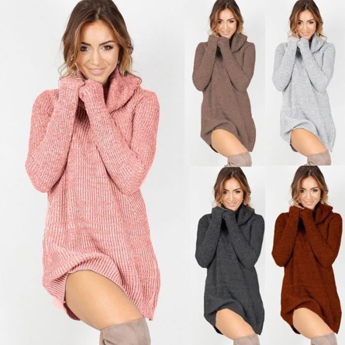 Robe en laine achat vente pas cher cdiscount - Achat laine pas cher ...