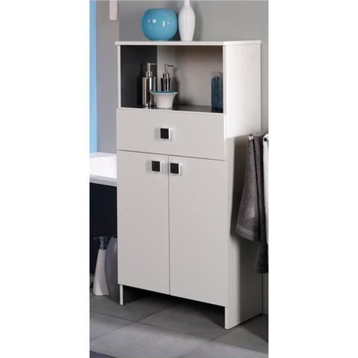 meuble salle de bain avec niche achat vente pas cher. Black Bedroom Furniture Sets. Home Design Ideas