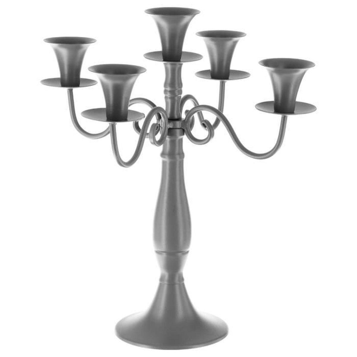 chandelier bougeoir