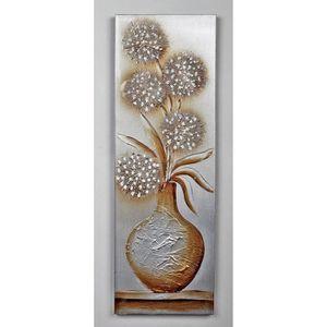 TABLEAU - TOILE Tableau déco Modern  1 -  Toile peinte à la main