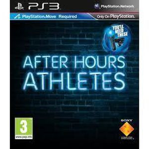 JEU PS3 After Hours Athletes Move (ps3)
