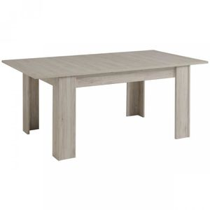 Table manger rectangulaire achat vente table for Table de sejour rectangulaire avec allonge