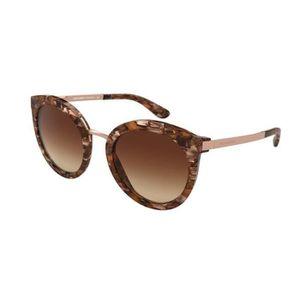 LUNETTES DE SOLEIL Lunettes de soleil Dolce   Gabbana DG4268 CUBE BRO 3a898d92ea59