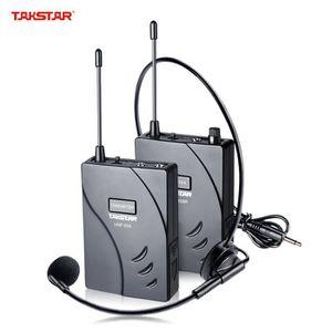 MICROPHONE Acoustique sans fil Ammoon TAKSTAR UHF-938  Systèm