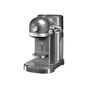 MACHINE À CAFÉ KITCHENAID Machine à café Nespresso - 5KES0503EMS/