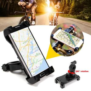 FIXATION - SUPPORT NEUFU 360° Universel Support Téléphone Moto Bicycl