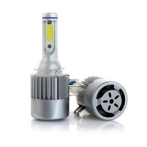 PHARES - OPTIQUES Kit Feux Leds Ampoules H15 avec Broches