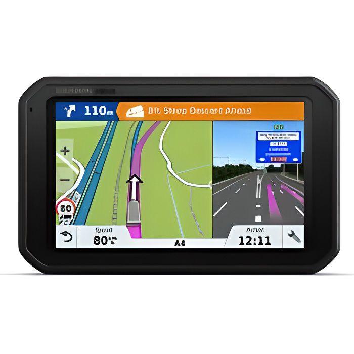 GARMIN GPS Poids lourd Dezl 785 LMT-D - Dash-cam intégrée