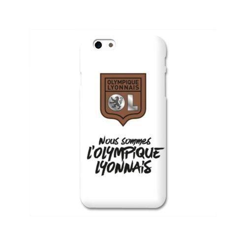 coque iphone 7 lyonnais