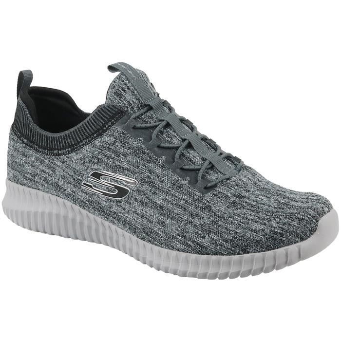 Chaussures Skechers grises homme PnyP7b2pH