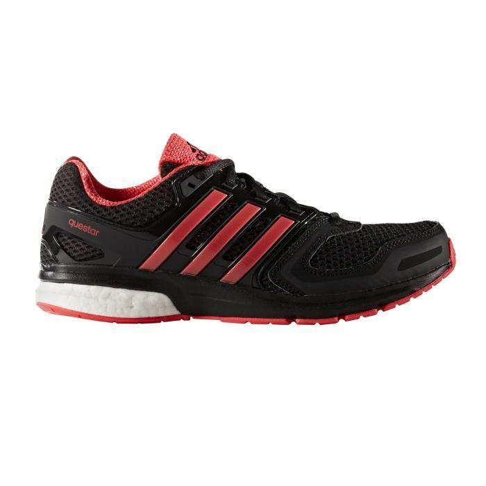 adidas Chaussures de marche femme QUESTAR BOOST TF - Rose/Gris - Taille 40 2/3 EU KjjPBX7