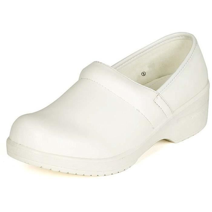 Slip-on travail professionnel Comfort Clog GEH1K Taille-41