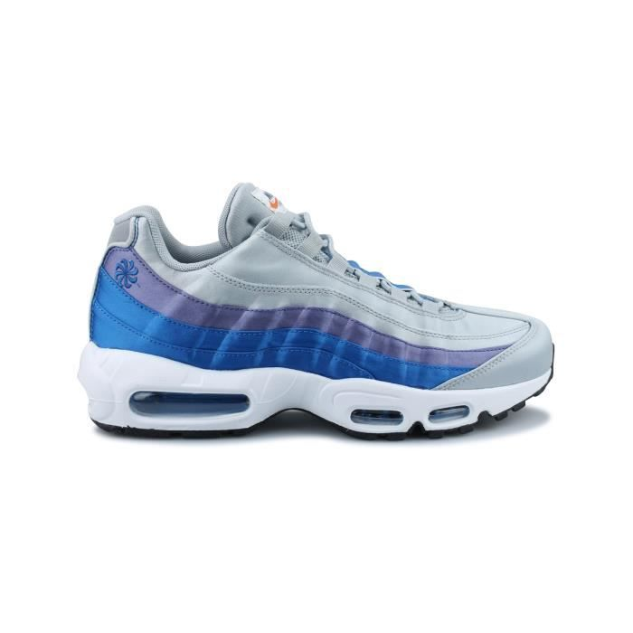 newest collection 04fcf 88701 Basket Nike Air Max 95 Se Gris Loup Aj2018-001