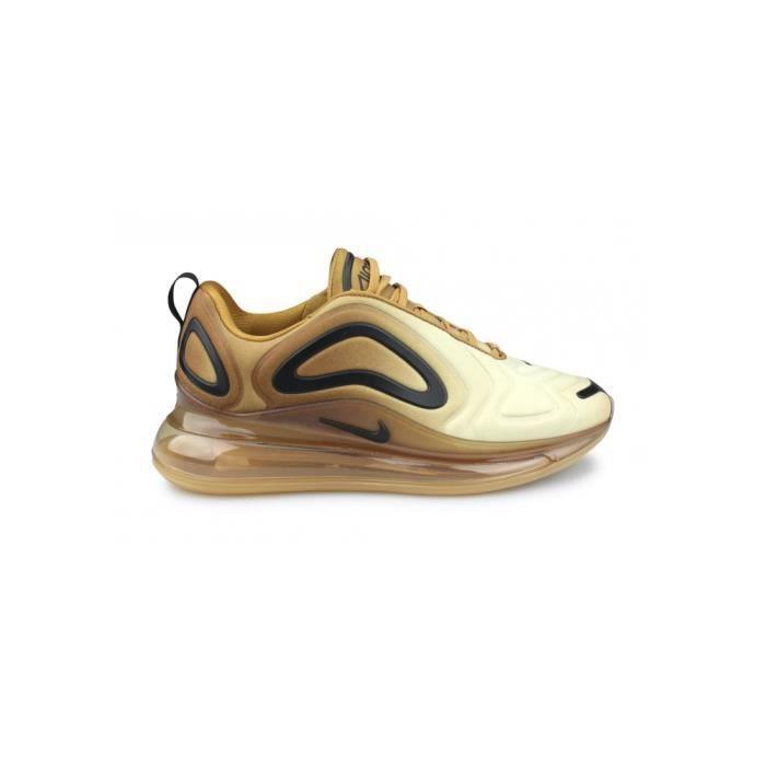Nike Air Max 720 Baskets Doré