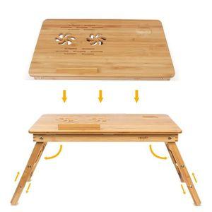 Table de lit achat vente table de lit pas cher cdiscount for Table d appoint ordinateur