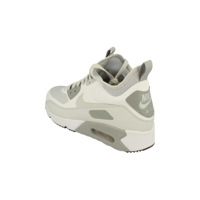 Nike Air Max 90 Ultra Mid Winter Hommes Hi Top Trainers 924458 Sneakers Chaussures 100 5qVhsmdO