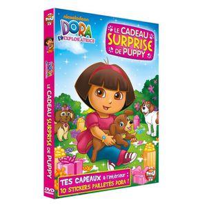 DVD FILM DVD DORA ET LE CADEAU SURPRISE PUPPY
