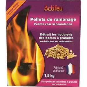 POÊLE À GRANULÉS - PELLETS Pellets de ramonage - 1.5kg