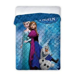 linge de lit reine des neiges 90x190 achat vente pas cher. Black Bedroom Furniture Sets. Home Design Ideas