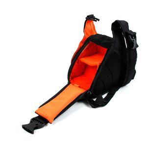 SAC PHOTO Petit sac à dos triangle pour Canon Powershot SX53