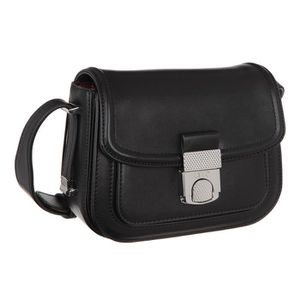 SAC À MAIN LIU JO Petit sac à bandoulière S 22222 - Noir - Fe