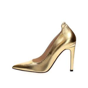 Femme PINKO TALONS 39 GOLD À CHAUSSURES Uqqw4O