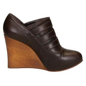 Chaussures cuir Chloe femme - Achat   Vente Chaussures cuir Chloe ... c602d02acd8