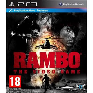 JEU PS3 Rambo: The Video Game (Playstation 3) [UK IMPORT]