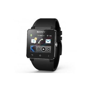MONTRE CONNECTÉE SONY Smartwatch SW2 Android - Montre connectée
