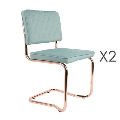 Lot De 2 Chaises Vintage