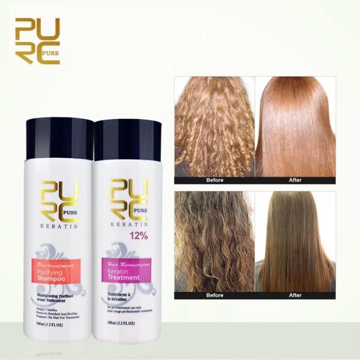 Traitement keratine pour cheveux crepus