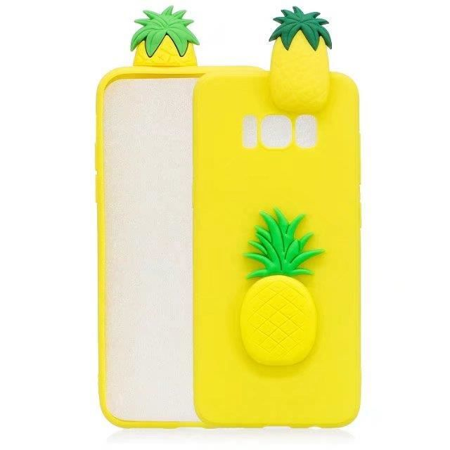 coque iphone 6 ananas or