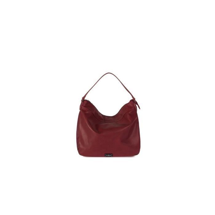 Pauls Boutique - Sac porté épaule Alexa Burgundy (pbn126404) burgundytaille 34 cm