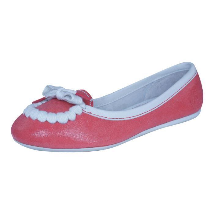 b19855fe45b26 Puma Rudolf Dassler Feder Pompes - chaussures de ballet en cuir pour ...